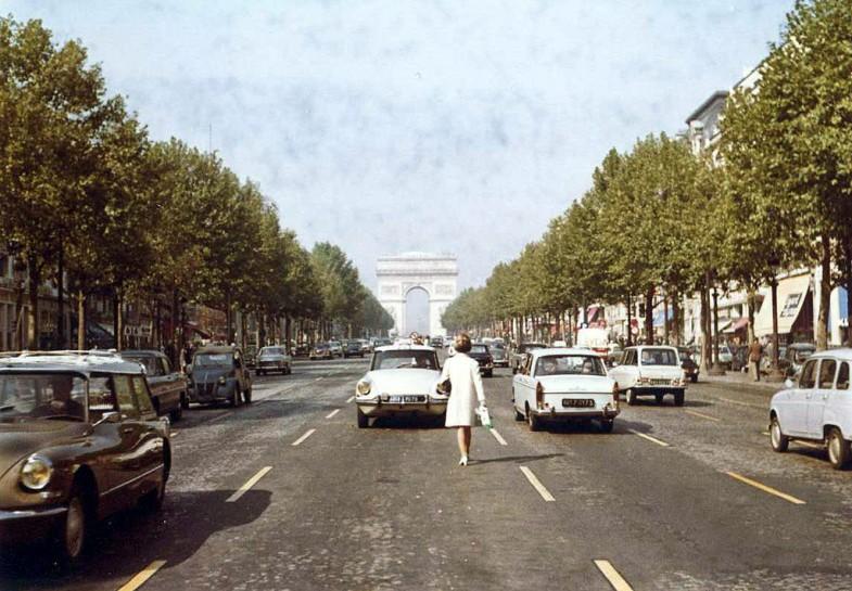 Paris 60er Jahre