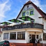 Hotel Heidelbergertor in Dossenheim