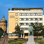 Hotel Am Bismarck Garni in Mannheim